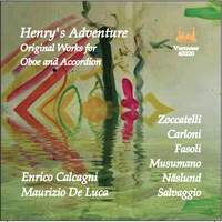Henry's Adventure: Original Works for Oboe & Accordion