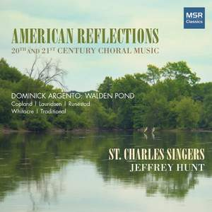 American Reflections - 20th and 21st Century Choral Music Product Image