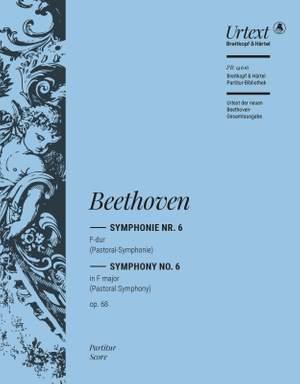 Ludwig van Beethoven: Symphony No. 6 in F major Op. 68