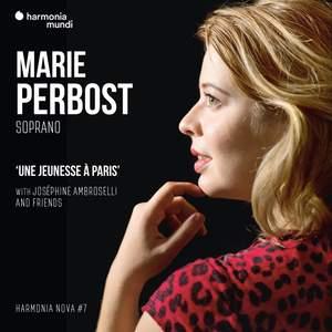 Marie Perbost: Une jeunesse à Paris