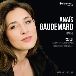 Anaïs Gaudemard: Solo