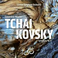 Tchaikovsky: Symphony No. 4 & Mussorgsky: Pictures at an Exhibition