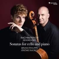 Rachmaninov & Myaskovsky: Sonatas for Cello and Piano