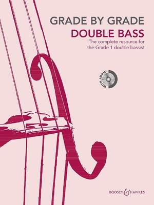 Grade by Grade - Double Bass Grade 1 Product Image