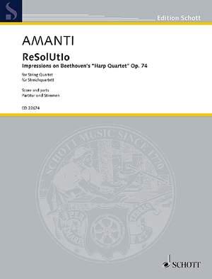 Amanti, L F: ReSolUtIo op. 74