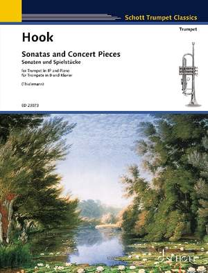 Hook, J: Sonatas and Concert Pieces Product Image