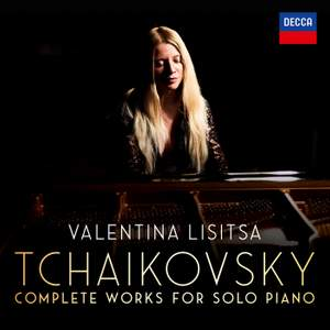Tchaikovsky: Complete Solo Piano Works Product Image