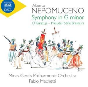 Alberto Nepomuceno: Symphony In G Product Image