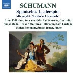 Schumann: Spanisches Lieder