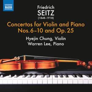 Seitz: Violin Concertos Nos. 6-10