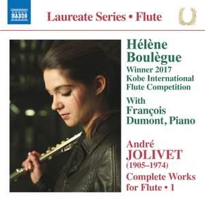Jolivet: Complete Flute Works, Vol. 1