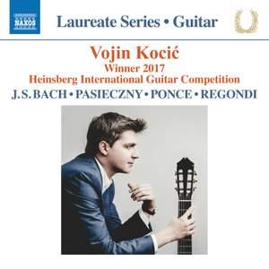 Vojin Kocic Guitar Laureate Recital Product Image