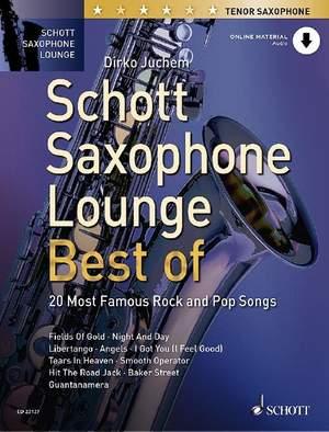 Schott Saxophone Lounge - BEST OF