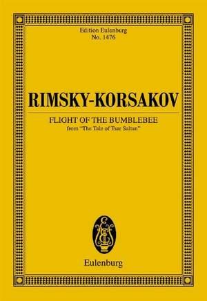 Rimsky-Korsakov, N: Flight of the Bumblebee