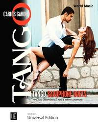 Gardel Carlos: Tango Saxophone Duets