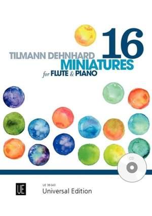 Dehnhard, T: Short Pieces
