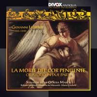 Giovanni Legrenzi: 'La Morte del Cor Penitente'