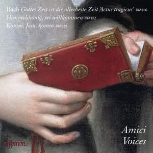 JS Bach: Cantatas Nos 106 & 182 Product Image