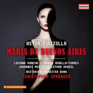 Piazzólla: María de Buenos Aires