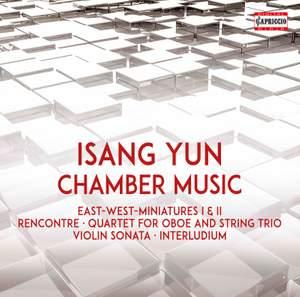 Isang Yun: Chamber Music