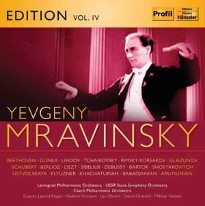 Evgeny Mravinsky, Vol. 4