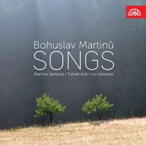 Martinů: Songs