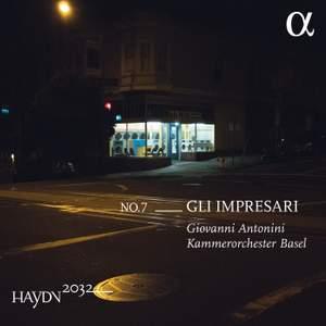 Haydn 2032 Volume 7 - Gli Impresari Product Image