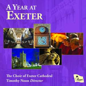 A Year at Exeter Product Image