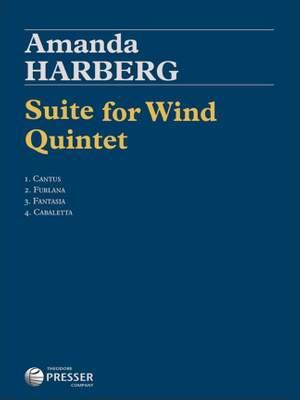 Amanda Harberg: Suite for Wind Quintet
