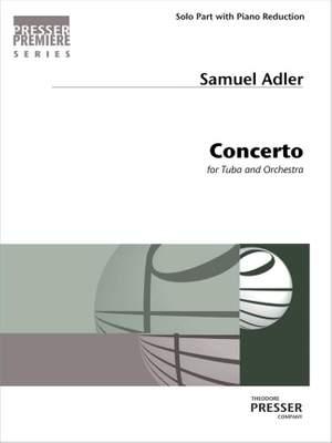 Samuel Adler: Concerto