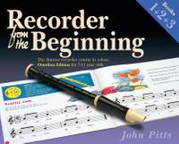 John Pitts: Recorder From The Beginning Books 1, 2 & 3