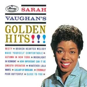Sarah Vaughan's Golden Hits