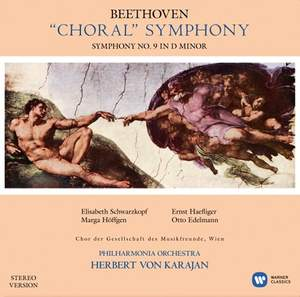 Beethoven: Symphony No. 9 'Choral' - Vinyl Edition Product Image