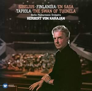 Karajan conducts Sibelius - Vinyl Edition
