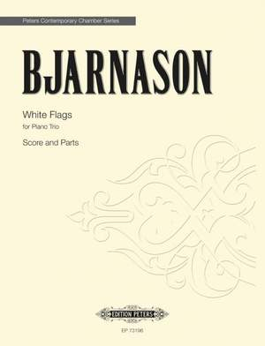 Bjarnason, Daniel: White Flags (score & parts)