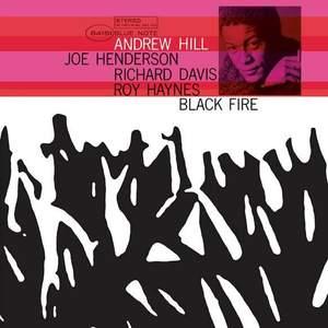 Black Fire - Vinyl Edition