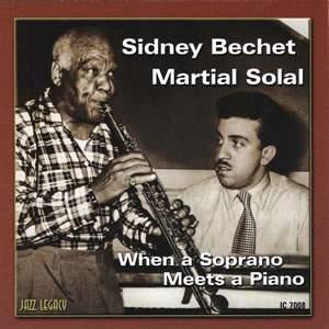 When A Soprano Meets A Piano
