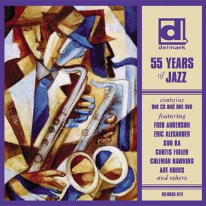 55 Years of Jazz Cd and Dvd