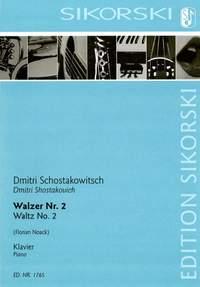 Dimitri Shostakovich: Walzer Nr. 2