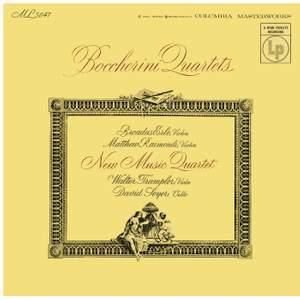 Boccherini: String Quartets