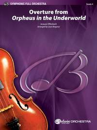 Offenbach: Overture To Orpheus In Underwld (f/o)