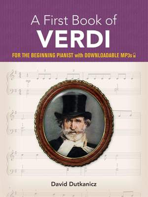 A First Book of Verdi Product Image