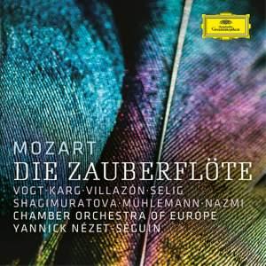 Mozart: Die Zauberflöte, K620 Product Image
