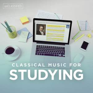 Classical Music for Studying Product Image