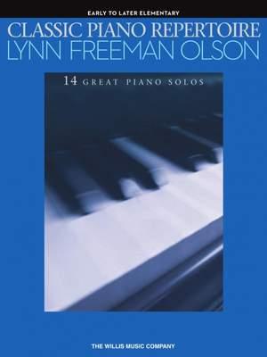 Lynn Freeman Olson: Classic Piano Repertoire - Lynn Freeman Olson