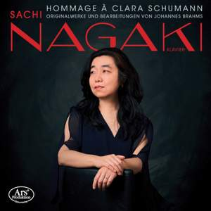 Hommage a Clara Schumann - Piano Works by Brahms Product Image