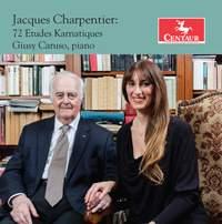 Jacques Charpentier: 72 Etudes Karnatiques