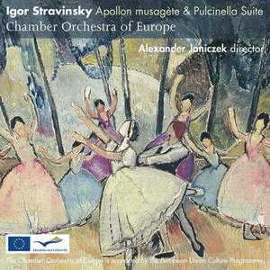 Stravinsky: Apollon musagète & Pulcinella Suite