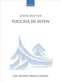 Rutter, John: Toccata in Seven