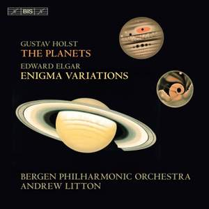 Holst: The Planets & Elgar: Enigma Variations